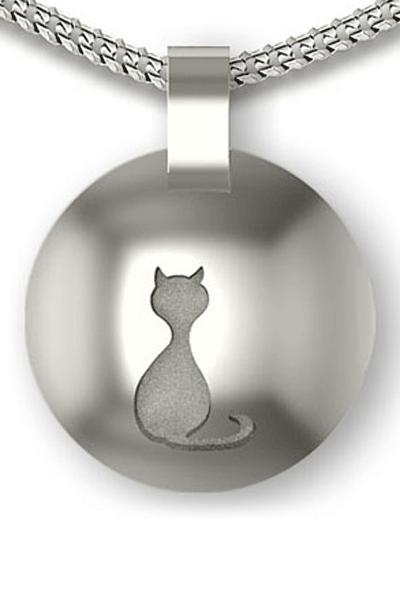 Zilveren assieraad voor uw hond/kat